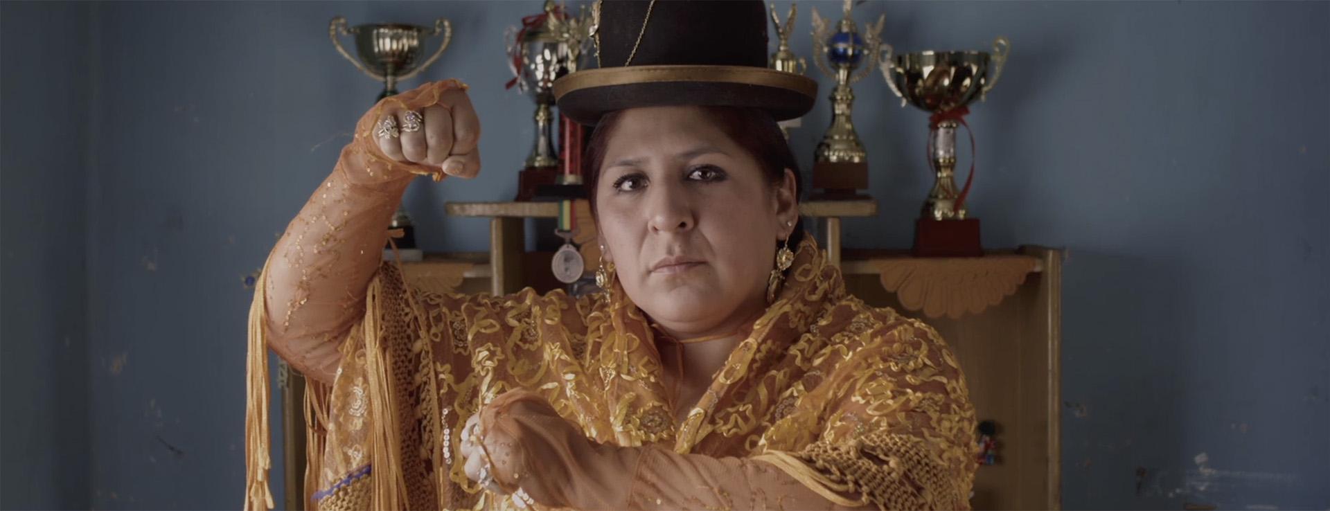 Chin CHin. La Cholita Luchadora – El Ojo de Iberoamerica