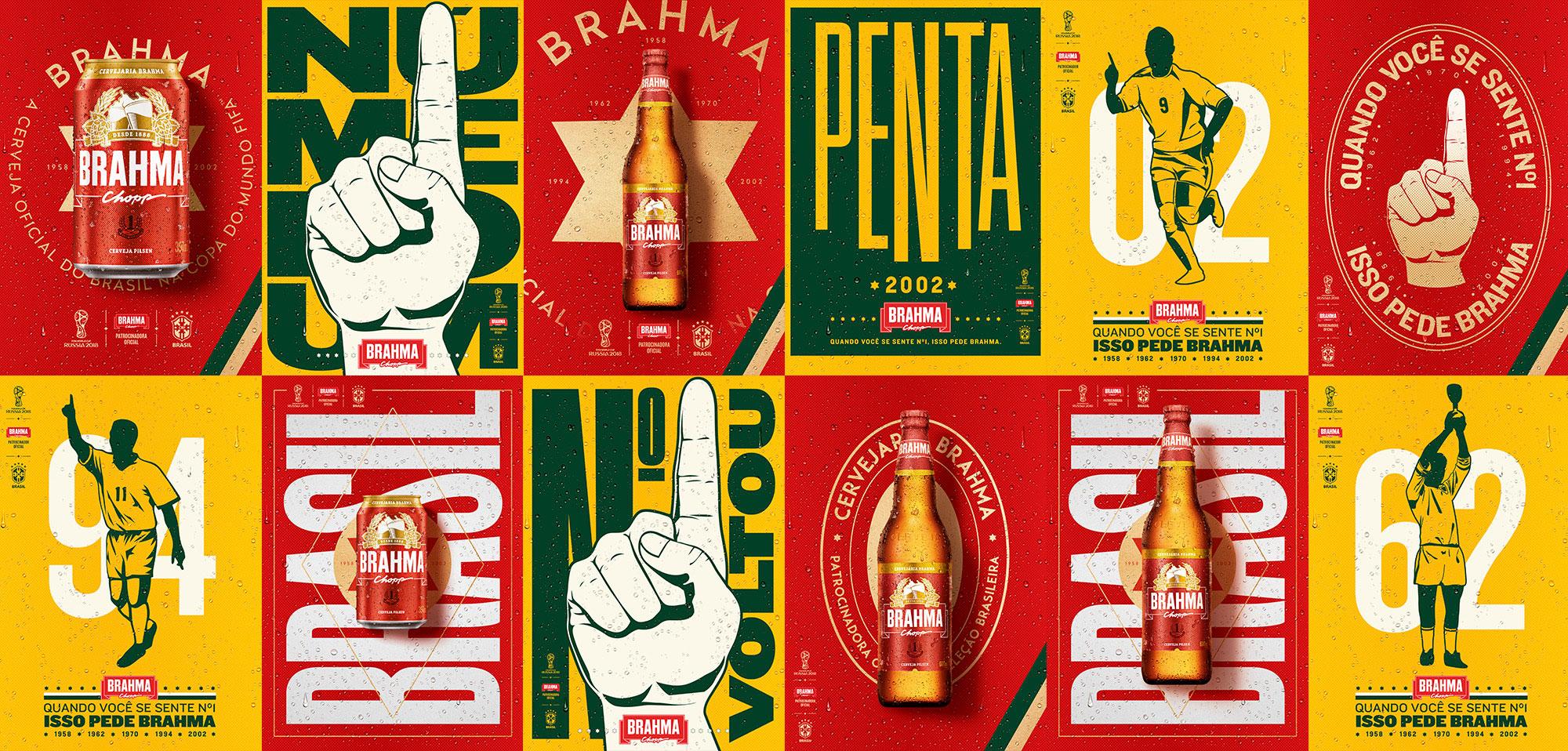 Brewery Brahma – World Cup 2018