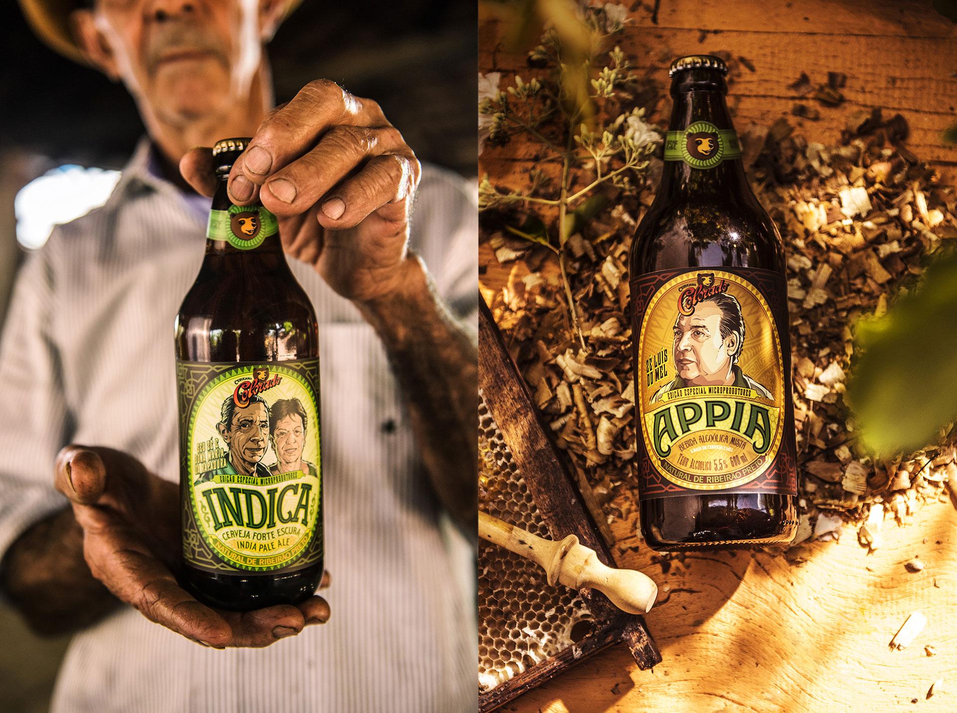 Brewery Colorado. Microproducers