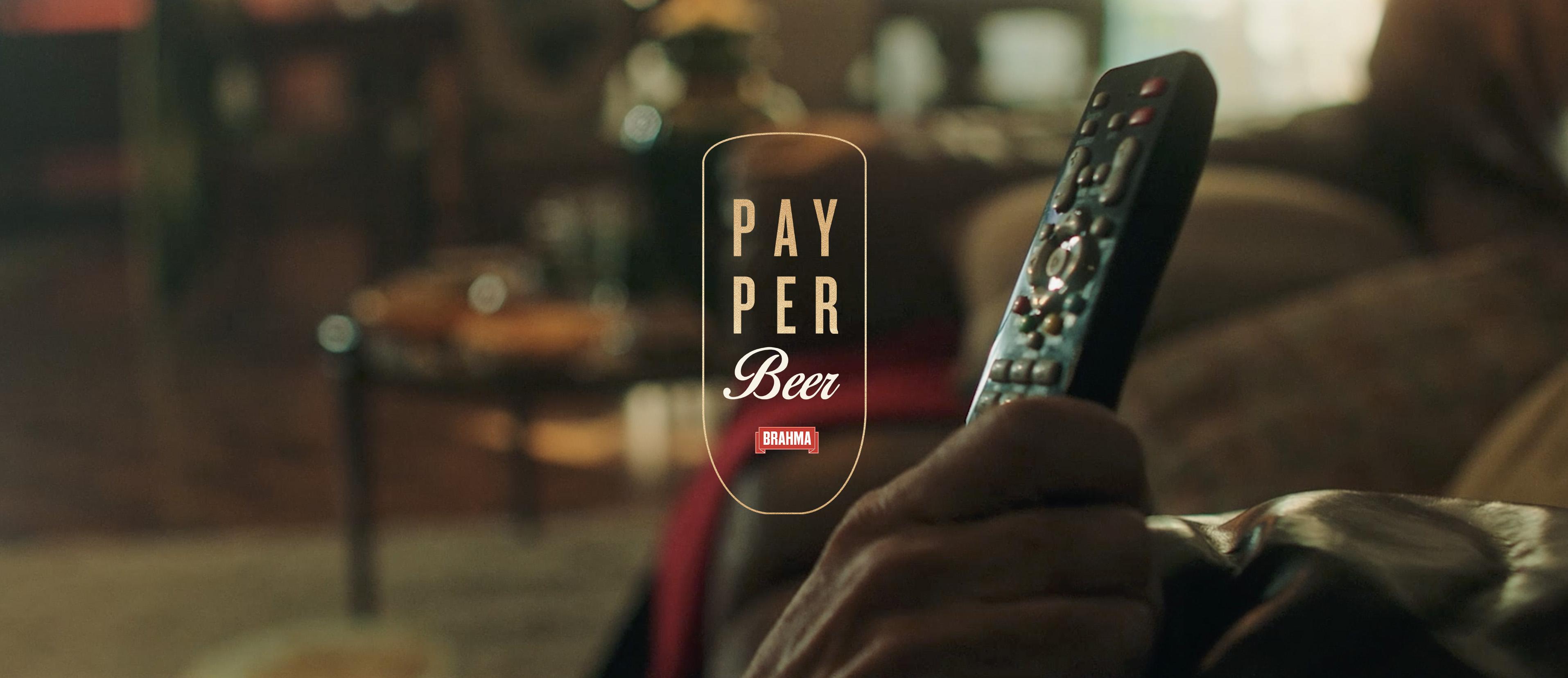 Pay Per Beer – Brahma Brewery